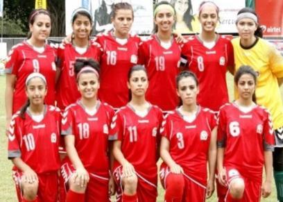 منتخب أفغانستان للكرة النسائية - أرشيفية