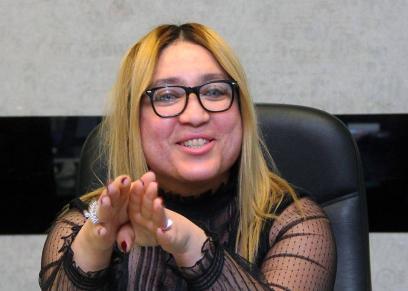 الاستايلست شيماء الحسيني
