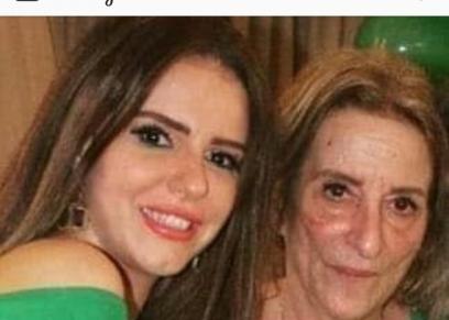 دنيا عبدالعزيز ووالدتها