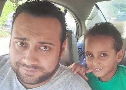 المونتير أحمد عادل وابنه ضمن ضحايا حادث أتوبيس السويس