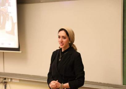 إسراء غيتة مخرجة الفيلم الوثائقي «الرحلة»