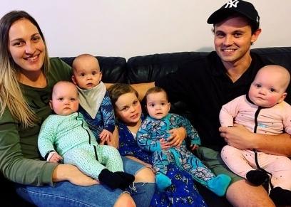 5 أطفال