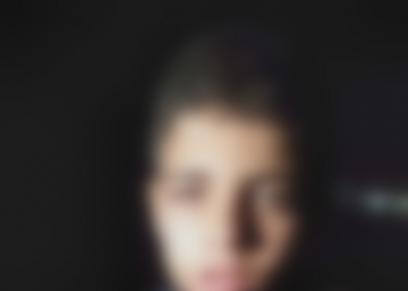 الطفل أحمد ابراهيم