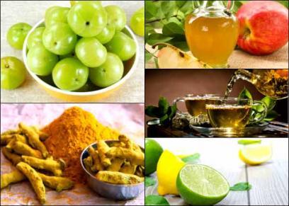 أطعمة تحمي الكبد