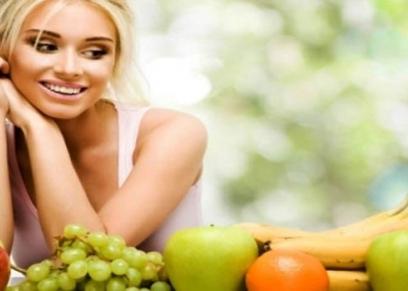 أطعمة تساعد على صحة وجمال المرأة