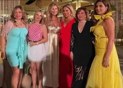 الفنانات في حفل زفاف عقب جنازة سمير غانم
