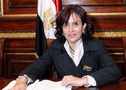 الدكتورة عزة العشماوي، أمين عام المجلس القومي للطفولة والأمومة