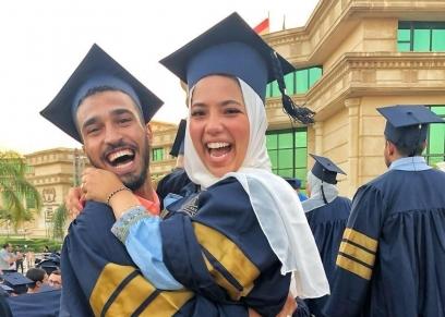 ياسمين يوسف وزوجها