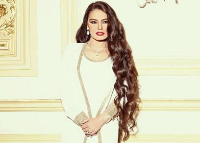الفنانة شريهان تهنىء جمهورها بشهر رمضان