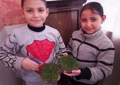 منة ومحمد أسامة