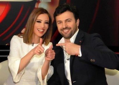 تيم حسن ووفاء الكيلاني