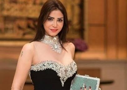 الممثلة إيناس عز الدين