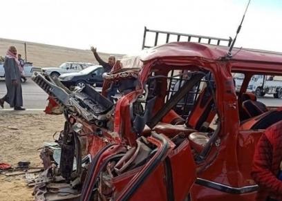 حادث طبيبات المنيا