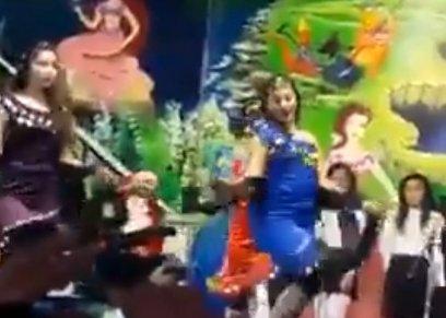 انتشار الرقص في مدرسة مودرن سكول