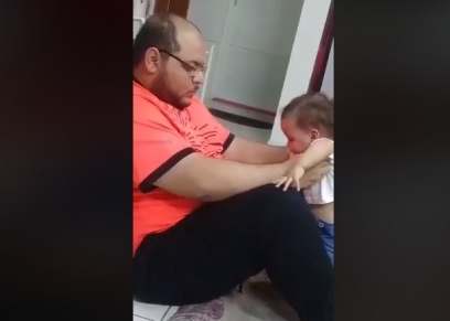 الفنانة زينة تعلق على واقعة تعذيب وصفع طفلة على يد والدها