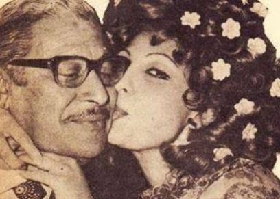 نادية الجندي وعماد حمدي