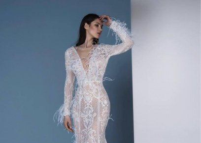 فستان زفاف 2018
