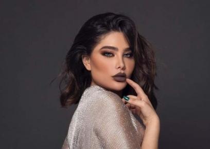 عارضة الأزياء اللبنانية إنجي خوري