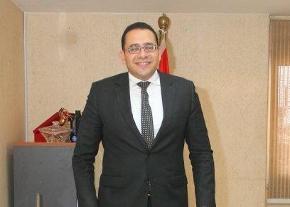 الدكتور عمرو حسن، مقرر المجلس القومي للسكان