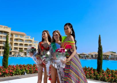 مسابقة ملكة جمال الشواطئ بالغردقة
