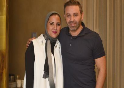 حازم وزوجته