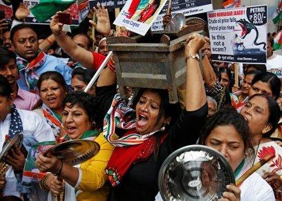 تناقص كبير في أعجاج النساء في الهند.. تعرف على السبب