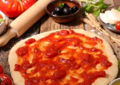 طريقة عمل صلصة البيتزا