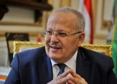 الدكتور محمد عثمان الخشت- رئيس جامعة القاهرة