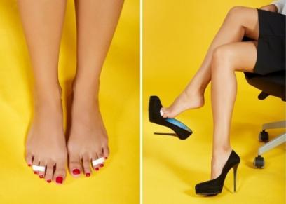 أفكار لتجنب ألام الحذاء الجديد