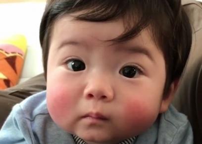 صورة أرشيفية لطفل أسيوي
