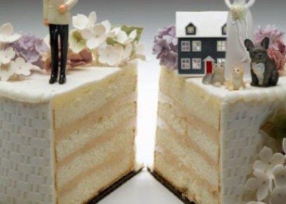 الاحتفال بالطلاق
