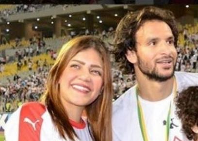 أسرة اللاعب محمود علاء