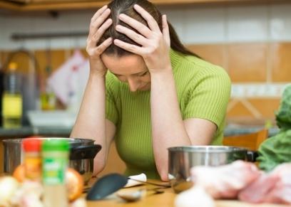 معركة ربات البيوت بالمطبخ في رمضان
