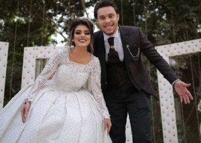 أحمد حسن وزوجته زينب
