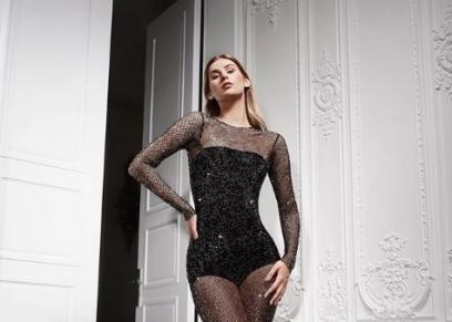 فستان من تصميم جيسمكو