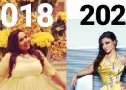 7 خطوات تساعد شيماء سيف للوصول إلى وزن هيفاء وهبي