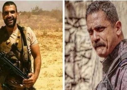 أمير كرارة والشهيد أحمد منسي