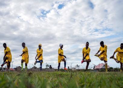 كرة القدم النسائية في زنجبار