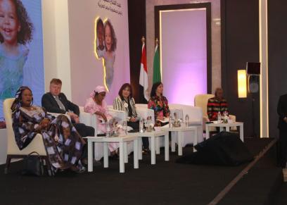 صور| انطلاق فعاليات المؤتمر الإقليمي للقضاء على زواج الأطفال وختان الإناث