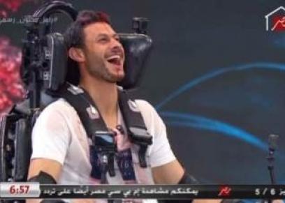 لاعب الأهلى محمد الشناوي