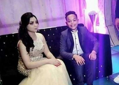 أبرز مشاهد زواج الاطفال في مصر