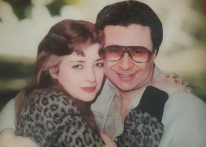 فايزة كمال وزوجها
