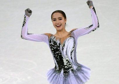 الروسية ألينا زاجيتوفا