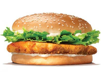 ساندوتش دجاج فيليه