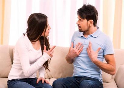 المشاكل الزوجية