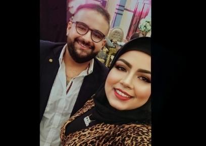 أحمد مدحت وخطيبته