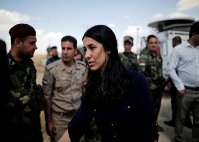 بالفيديو| مسيرة نادية مراد في محاربة