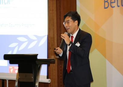 الوكالة الكورية للتعاون الدولي والمنح