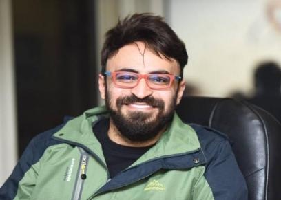 الإعلامي أحمد يونس