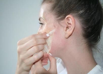 وصفات لإزالة شعر الوجه في المنزل